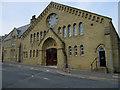 SE0924 : Former Drill Hall in Prescott Street by John S Turner