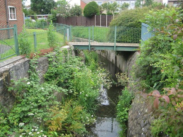 Warmley: Siston or Warmley Brook