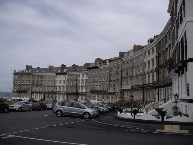 Royal Crescent, Whitby