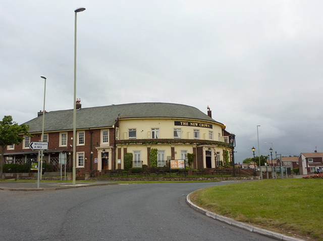 The New Crown, Mowbray Road, South Shields