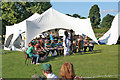 SK9306 : Event at the Four Winds Festival, Rutland Water (6) by Kate Jewell