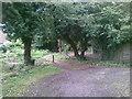 SU9094 : Rays Lane now a footpath by Alex McGregor
