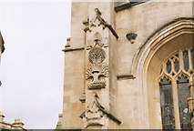 ST7564 : Bath Abbey founder left his mark by Josie Campbell