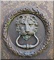 SE3244 : Lion door knocker by Pauline E