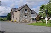 SO3958 : Old building, Pembridge by P L Chadwick