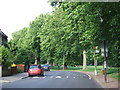 TQ3775 : Hilly Fields Crescent, Brockley by Malc McDonald