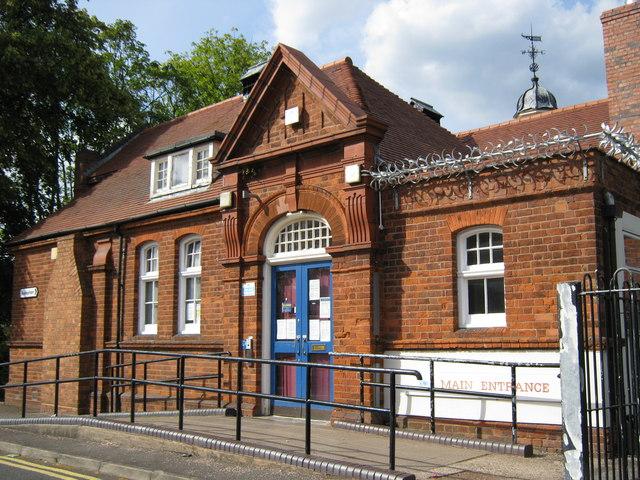 Neighbourhood office, School Road