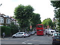 TQ3575 : Buses Only, Pepys Road near Brockley by Malc McDonald