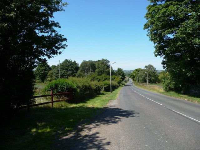 Thorncliff Green Road, looking west
