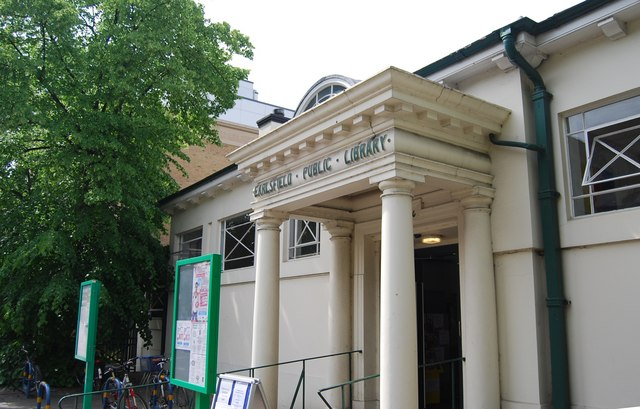 Earlsfield Library