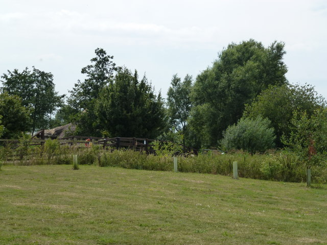 Flag Fen Bronze Age village, Peterborough