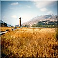 NM9080 : Glenfinnan Monument by Gerald England