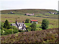 SK0268 : Moorland Cottages by Graham Hogg
