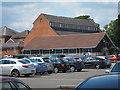 SP7387 : Doddridge Road car park by Oast House Archive
