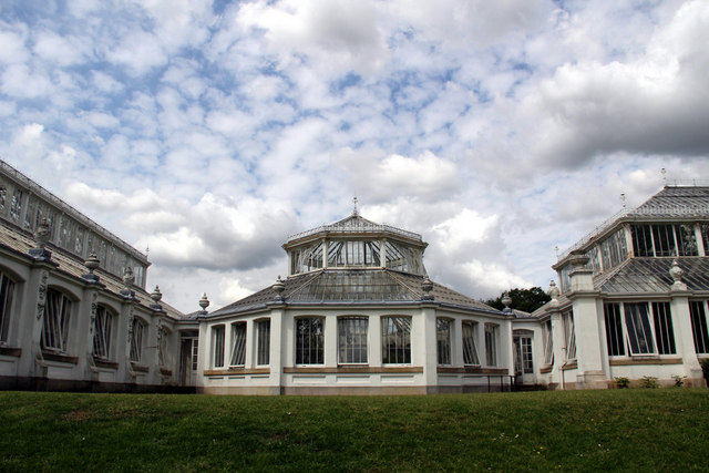 Temperate House, Kew Gardens, London