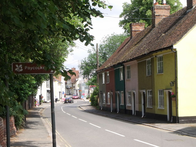 West Street, Coggeshall, Essex