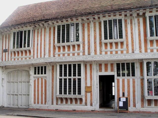 Paycocke's House, Coggeshall