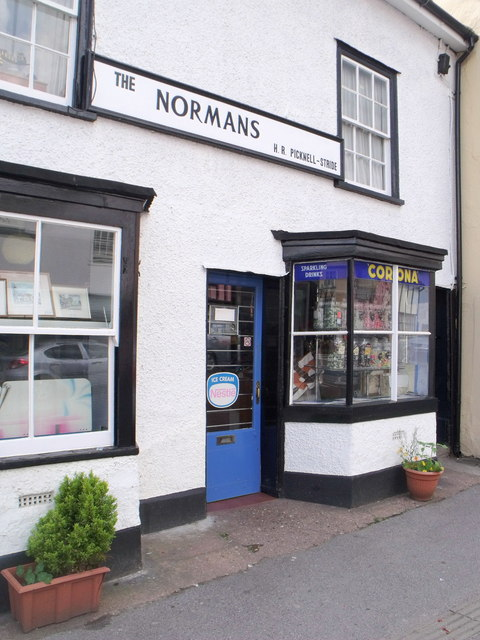 'The Normans', Sweet shop, Coggeshall by nick macneill