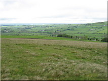 NY2537 : From the summit of Green How by David Purchase