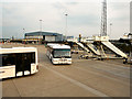 SJ8184 : Manchester Airport - Shuttle Buses by David Dixon
