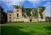 N8333 : Castles of Leinster: Donadea, Kildare (1) by Mike Searle