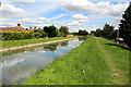 TL3707 : New River, Broxbourne, Hertfordshire by Christine Matthews