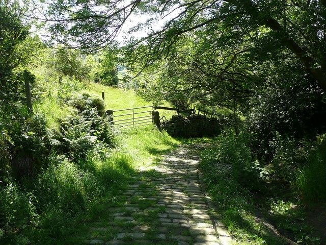 Stake Lane, Mytholmroyd