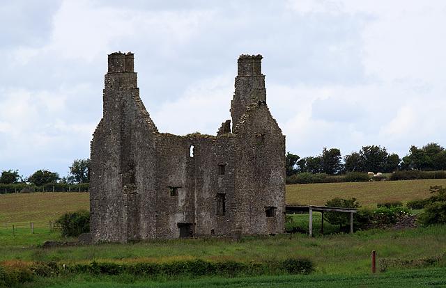 Castles of Leinster: Grange More, Laois