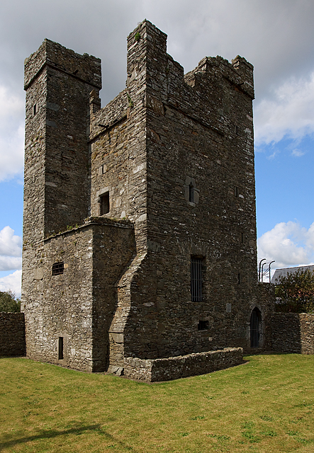 Castles of Leinster: Termonfeckin, Louth (1)