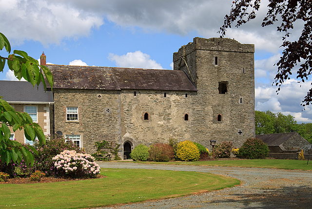 Castles of Leinster: Athclare, Louth (1)