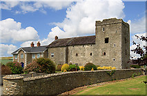 O0586 : Castles of Leinster: Athclare, Louth (2) by Mike Searle