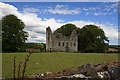 N9673 : Castles of Leinster: Fennor, Meath (2) by Mike Searle