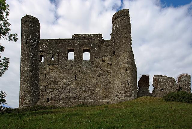 Castles of Leinster: Dunmoe, Meath (1)