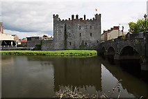 S6893 : Castles of Leinster: Athy, Kildare (1) by Mike Searle