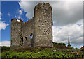 S7176 : Castles of Leinster: Carlow, Co. Carlow by Mike Searle