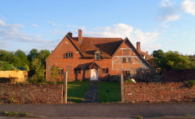 Old Farmhouse, Grove
