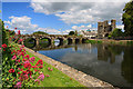 S6965 : Castles of Leinster: Leighlinbridge, Carlow (2) by Mike Searle