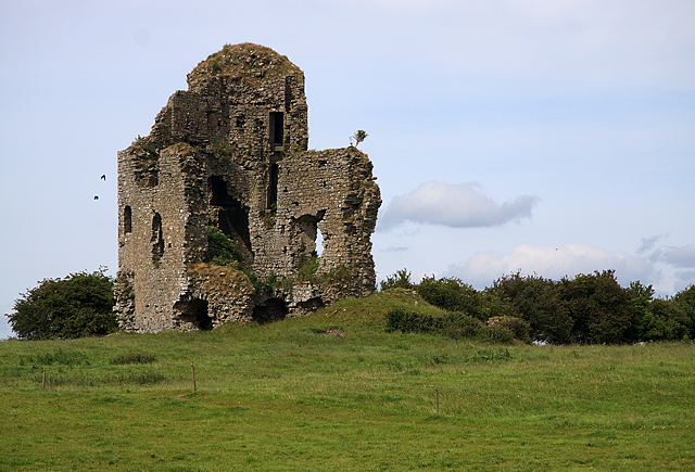 Castles of Munster: Tullow, Tipperary (1)