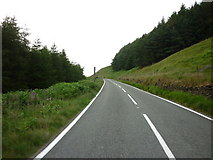 SE0901 : Heading up the A6024 to Holme Moss by Ian S