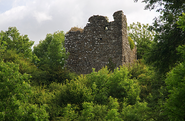 Castles of Leinster: Doon, Offaly