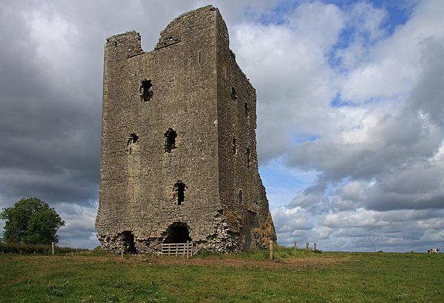 Castles of Leinster: Rattin, Westmeath (1)