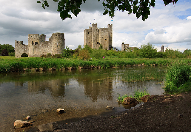 Castles of Leinster: Trim, Meath (1)
