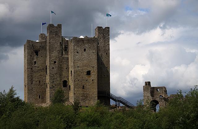 Castles of Leinster: Trim, Meath (5)