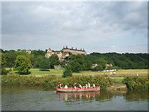TQ1873 : On the River Thames near Richmond by Malc McDonald