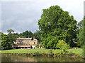 TQ1873 : River bank near Richmond by Malc McDonald