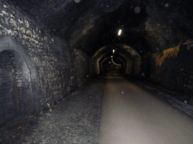 Inside no 2 tunnel