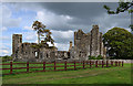N8559 : Castles of Leinster: Bective, Meath (1) by Mike Searle