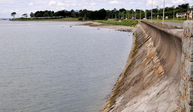 The seawall, Carrickfergus (2)