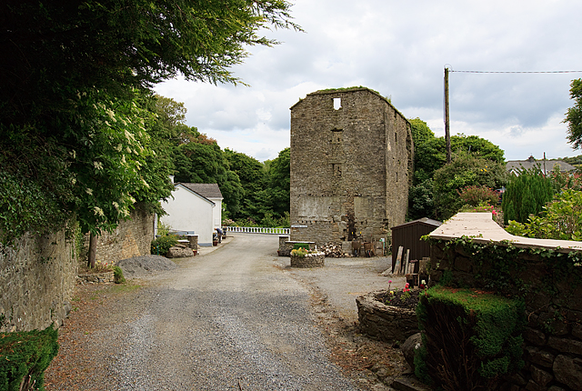The old mill, Cadamstown