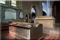 S5056 : St Canice's Cathedral, Kilkenny - Ormonde tombs by Mike Searle